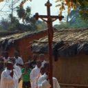 Coasta de Fildeş: Un nou sat pe harta parohiei din Djebonoua. Evanghelizare la Bokassou
