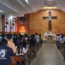 """Ecuador: Exerciţii spirituale în Parohia """"Sfântul Bartolomeu"""", Palestina"""