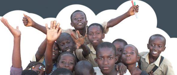 """""""Orice copil are o mamă și un tată"""" Adoptă la distanţă un copil din Coasta de Fildeş"""