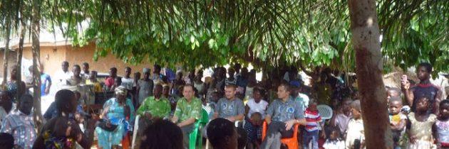 """Coasta de Fildeş: o nouă """"Primă Evanghelizare"""""""