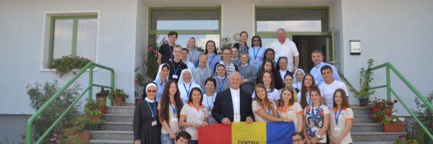"""""""Misionari ai păcii în simplitatea inimii"""" – Întâlnirea de animare misionară"""