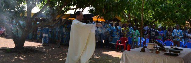 Bucuria evanghelizării în satul Sémoukro – Coasta de Fildeș