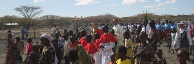 Părintele Chelaru-Dămoc Cezar va primi mandatul misionar