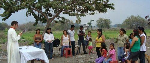 Misionari în Palestina, Ecuador – Radio Maria