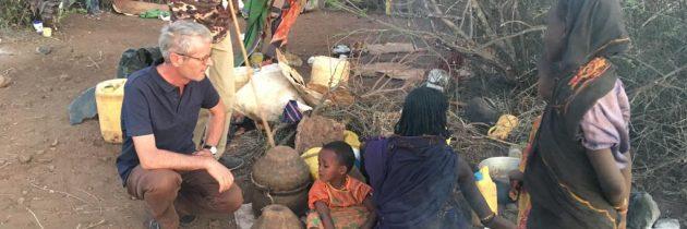 Kenya – situația regudiaților din Mangudo, Forole